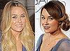 Pictures of Lauren Conrad's New Darker Hair Colour