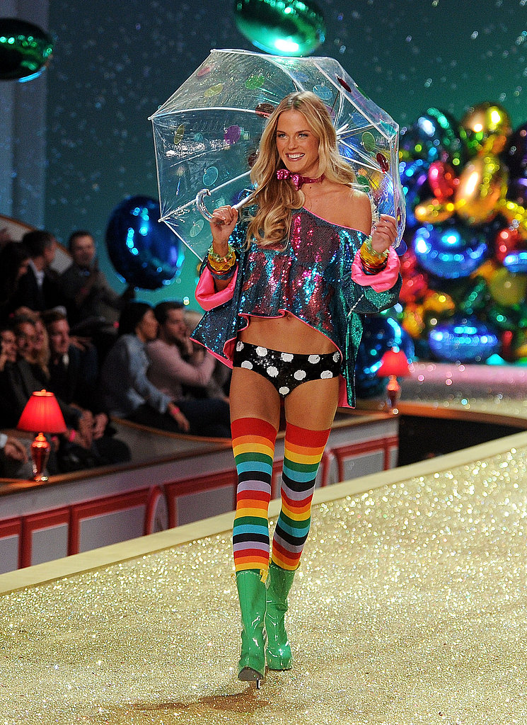 Pictures of Victoria's Secret Fashion Show