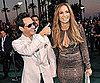 Slide Picture of Jennifer Lopez and Marc Anthony at Latin Grammys