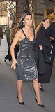 Shimmering in an LBD for a 2003 event.