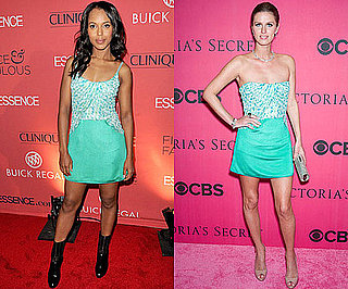 Pictures of Kerry Washington and Nicky Hilton on the Red Carpet