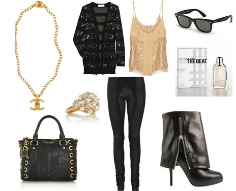 Fab Stylist of the Week: When Girly Meets Grunge