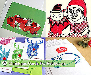 Dog and Cat Christmas Cards For Pet Lovers