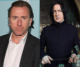 Tim Roth as Severus Snape