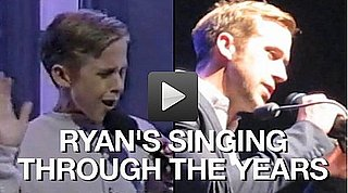 Video of Ryan Gosling Singing