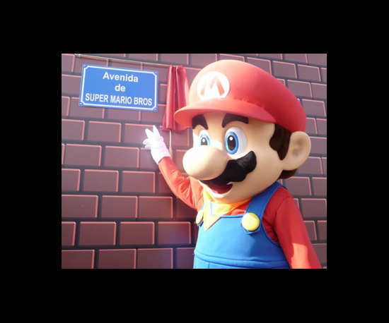 New Spanish Neighborhood Gets Streets Named After Video Games