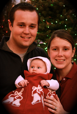 Josh and Anna Duggar Expecting Baby