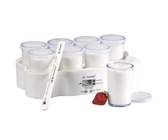 Cuisipro Donvier Electronic Yogurt Maker