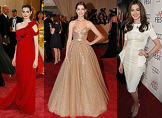Happy Birthday Anne Hathaway! Check Out her Red Carpet Style Throughout the Years