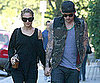 Slide Picture of Nicole Richie and Joel Madden in LA
