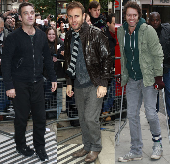 Pictures of Take That