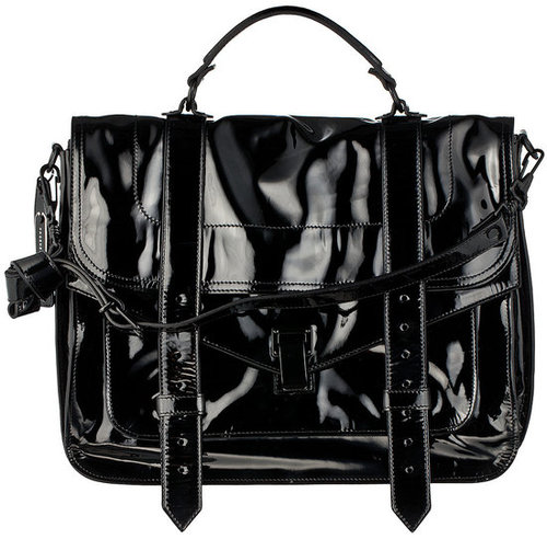 Proenza Schouler Launches PS1 Bag in Patent with a Blair Witch-Like Short Film