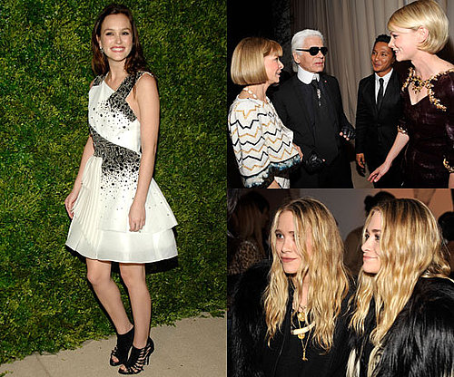Pictures From the 2010 CFDA/ Vogue Fashion Fund Awards