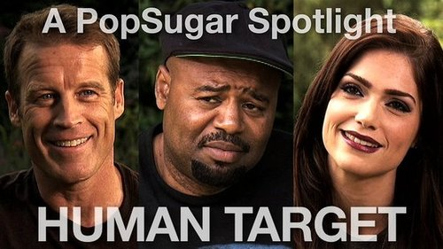 The Stars of Human Target Dish on Season 2!
