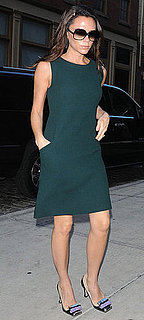 Pictures of Victoria Beckham Stepping Out in NYC 2010-11-18 03:30:00
