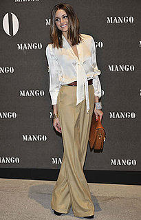 Pictures of Olivia Palermo at Mango Event