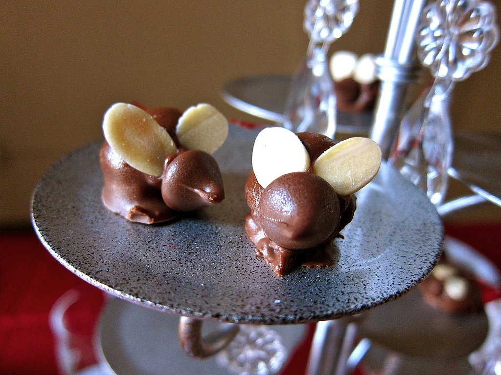 Maraschino Cherry Mice