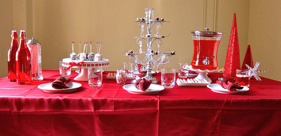 Sweeten the Holidays With a Shirley Temple Children's Table