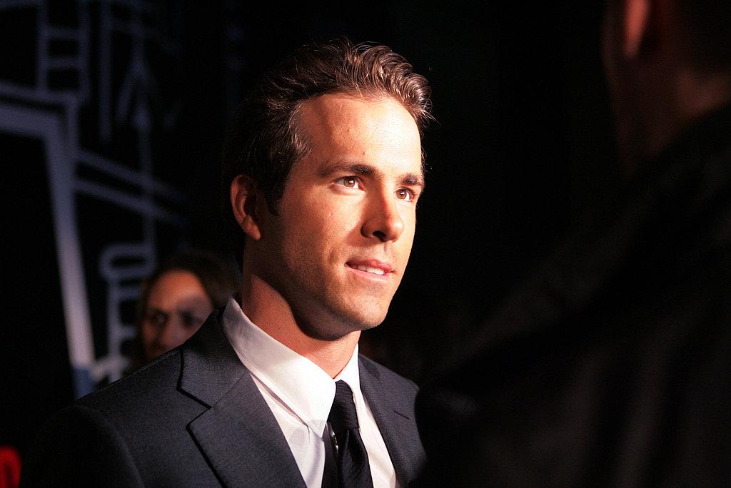 Ryan Reynolds Is People's Sexiest Man Alive 2010-11-17 09 ...