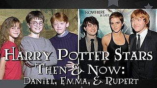 Video of Harry Potter Stars Daniel Radcliffe, Emma Watson, and Rupert Grint Through the Years 2010-11-18 02:00:00