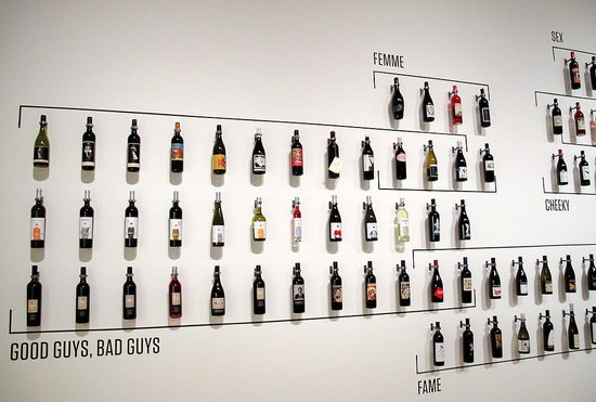 "Inside the SFMOMA's ""How Wine Became Modern"" Exhibit"