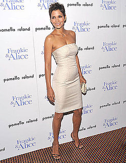 Pictures of Halle Berry at a Screening of Frankie & Alice in NYC