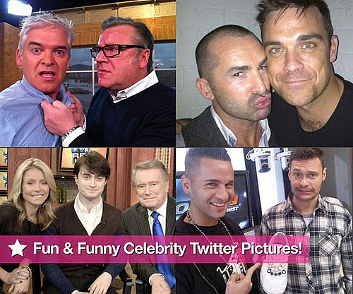 Fun and Funny Celebrity Twitter Pictures 2010-11-18 06:00:00