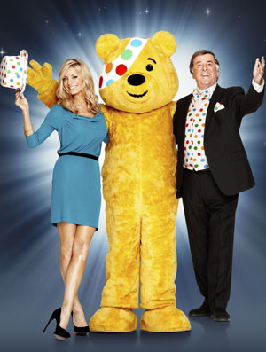 Poll on Will You Watch Children in Need 2010 Tonight With Take That, Eastenders, Cheryl Cole and More