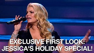 Video of Jessica Simpson Singing in Her Holiday Special 2010-11-18 09:33:14