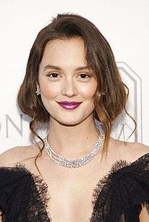 Leighton's Purple Lipstick, Going Nude, and More Comments From BellaSugar