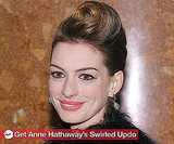 How to Create a Swirled Retro Updo 2010-11-22 06:01:02