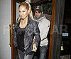 Slide Picture of Anna Kournikova and Enrique Iglesias in LA