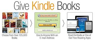 Give Kindle Books as Gifts