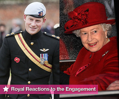 Quotes From Royal Family About Prince William and Kate Middleton's Engagement Including Prince Harry, Prince Charles, The Queen