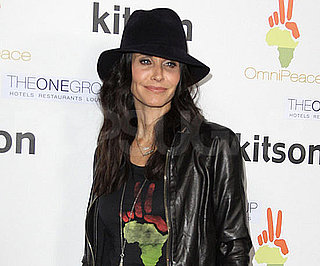 Slide Picture of Courteney Cox at a Kitson Event in LA