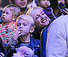 Slide Picture of Gwen Stefani With Kingston and Stella at Yo Gabba Gabba Concert
