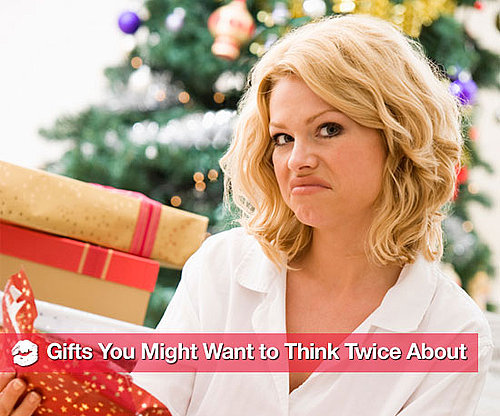 Beauty Gifts That Are Bad to Give For the Holidays