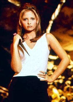 Buffy the Vampire Slayer Reboot Gets Writer Whit Anderson 2010-11-23 06:30:00