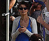 Slide Picture of Katie Holmes on the Allure of the Seas Cruise Ship