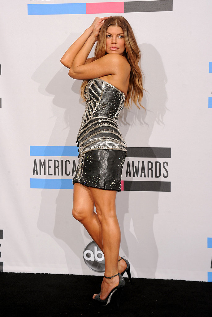 Photos From the AMAs Press Room