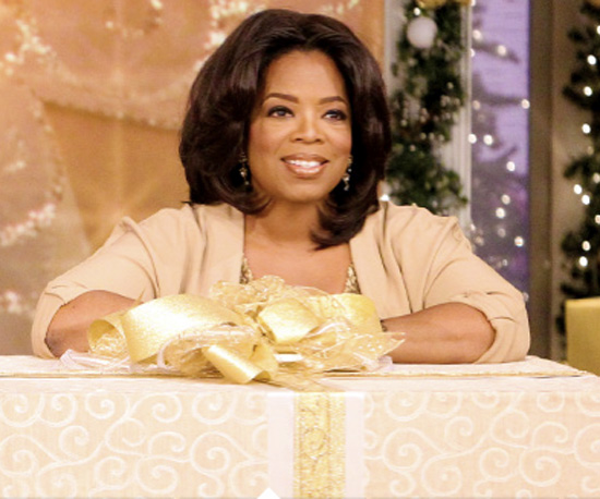 Oprah's Favorite Things 2010 Episode Part 2