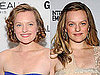 Elisabeth Moss With Hair Extensions