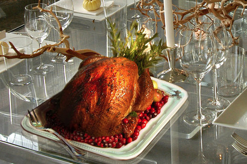 Colin Cowie's Thanksgiving Buffet Recipes