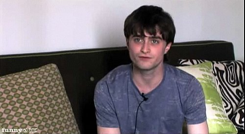 Daniel Radcliffe Thinks He's Harry Potter For Funny or Die