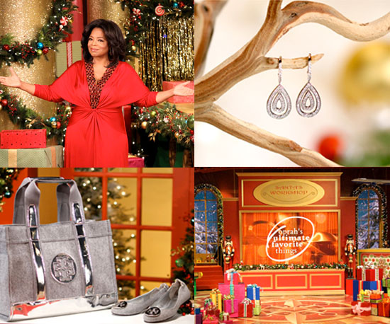 Oprah Unveils Her Favorite Fashiony Things!