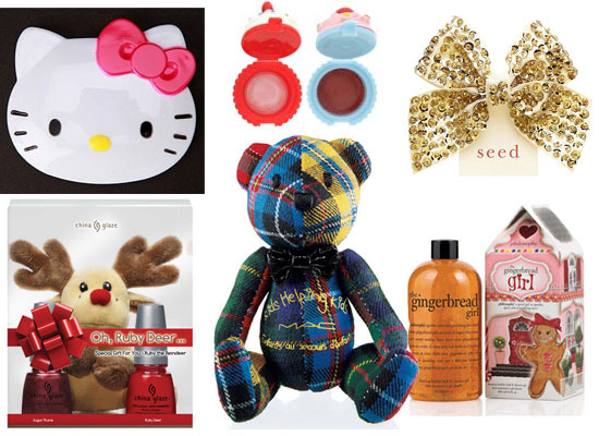 Bella's Xmas Gift Guide: Cute Treats for a Little Lady!