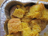 Pumpkin Bread Pudding Recipe 2010-11-24 08:40:10