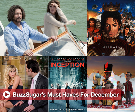 BuzzSugar's Must Haves For December