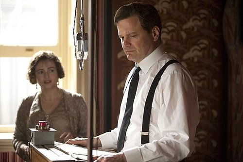 The King's Speech Movie Review Starring Colin Firth, Helena Bonham Carter and Geoffrey Rush