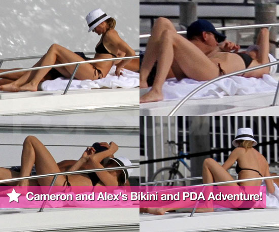 Cameron and Alex's Bikini and PDA Pre-Thanksgiving Adventure!